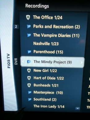 My DVR's Holding Me Hostage
